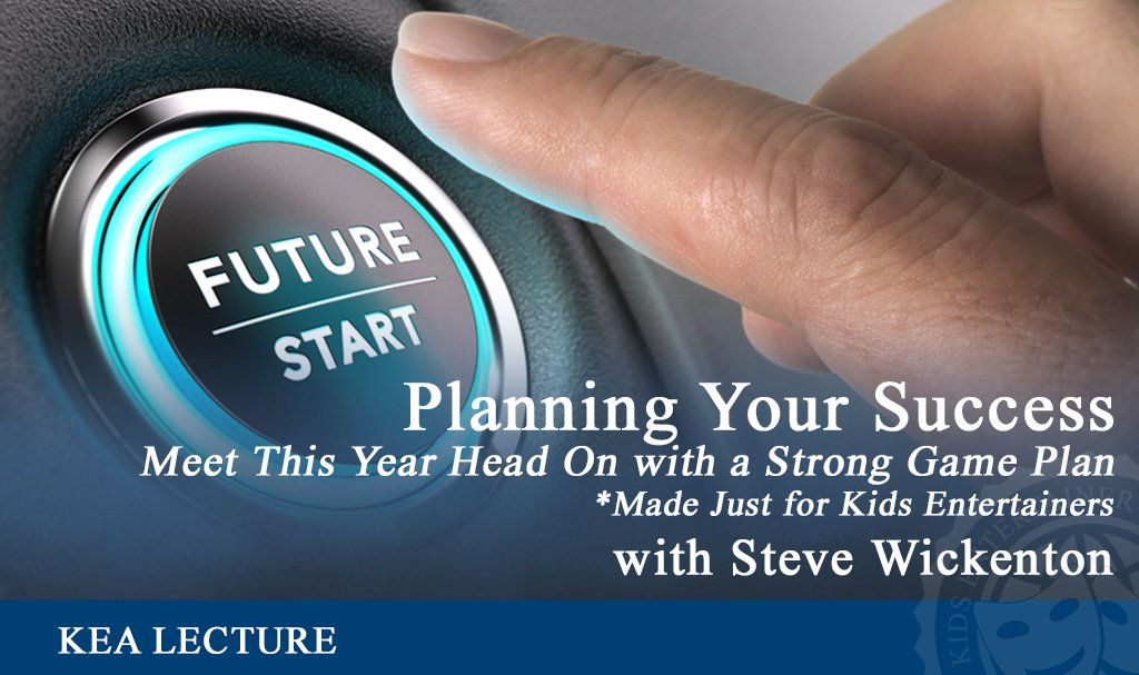 Planning Your Success with Steve Wickenton