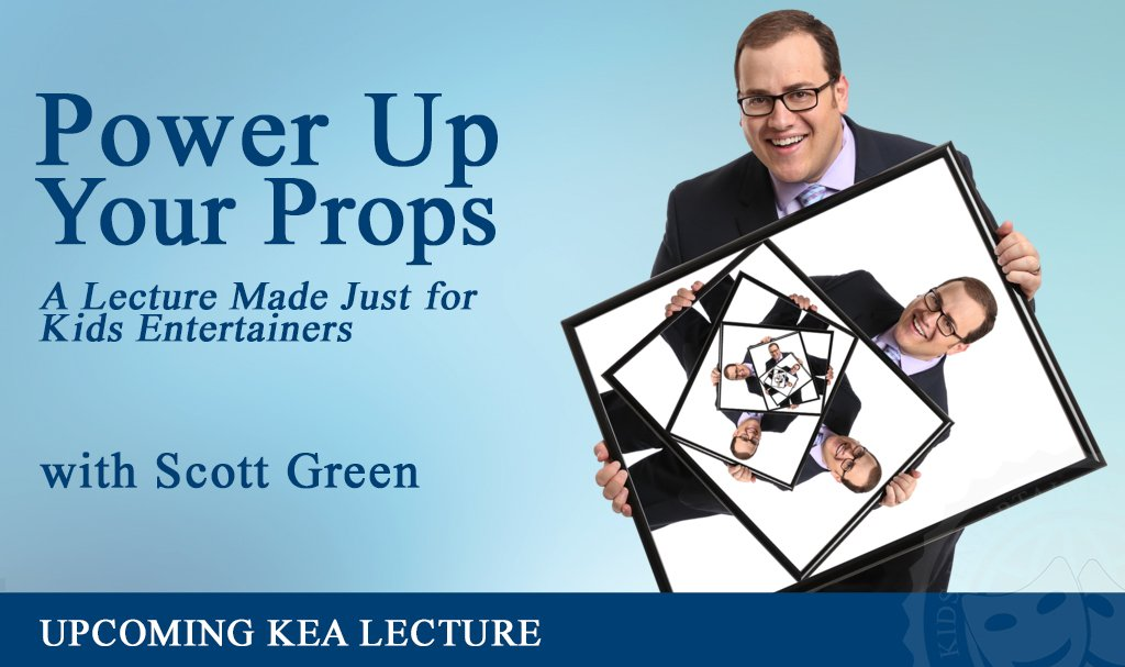 Scott Green Lecture Power Up Your Props