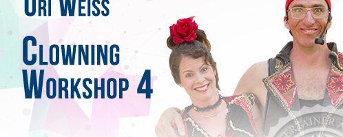 Uri Weiss Clowning Workshop 4